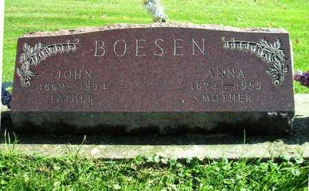 BOESEN, JOHN - Bremer County, Iowa | JOHN BOESEN