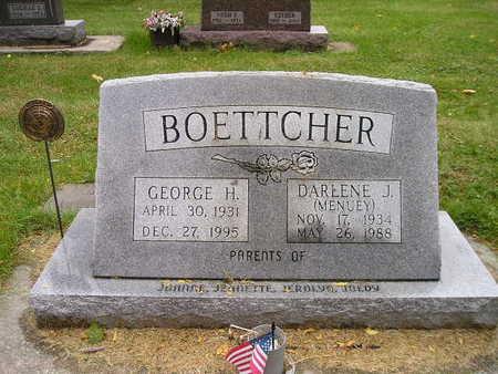 MENUEY BOETTCHER, DARLENE J - Bremer County, Iowa | DARLENE J MENUEY BOETTCHER