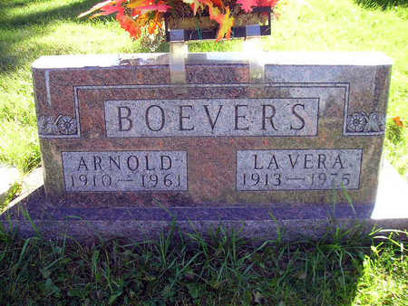 BOEVERS, ARNOLD - Bremer County, Iowa | ARNOLD BOEVERS