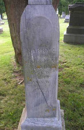 BRADY, HARRY - Bremer County, Iowa | HARRY BRADY