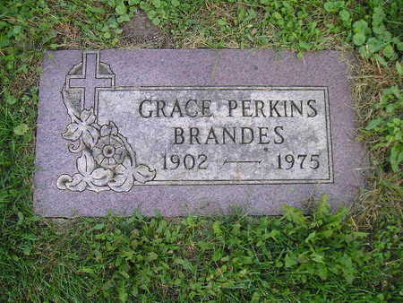 BRANDES, GRACE - Bremer County, Iowa | GRACE BRANDES