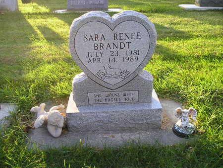 BRANDT, SARA RENEE - Bremer County, Iowa | SARA RENEE BRANDT