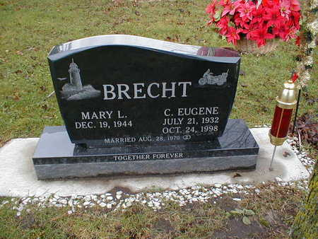 BRECHT, MARY L - Bremer County, Iowa | MARY L BRECHT