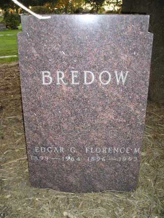 BREDOW, EDGAR G - Bremer County, Iowa | EDGAR G BREDOW