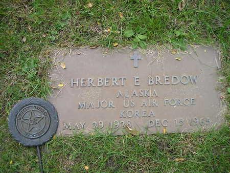 BREDOW, HERBERT E - Bremer County, Iowa | HERBERT E BREDOW