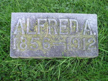 BROADIE, ALFRED A - Bremer County, Iowa | ALFRED A BROADIE
