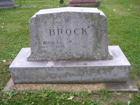 BROCK, HUGH L - Bremer County, Iowa | HUGH L BROCK