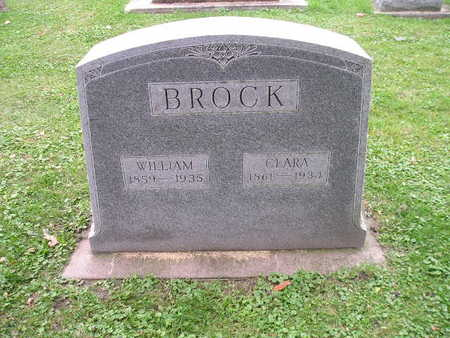 BROCK, CLARA - Bremer County, Iowa | CLARA BROCK