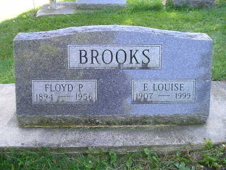 BROOKS, F LOUISE - Bremer County, Iowa | F LOUISE BROOKS