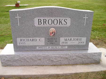 BROOKS, RICHARD C - Bremer County, Iowa | RICHARD C BROOKS