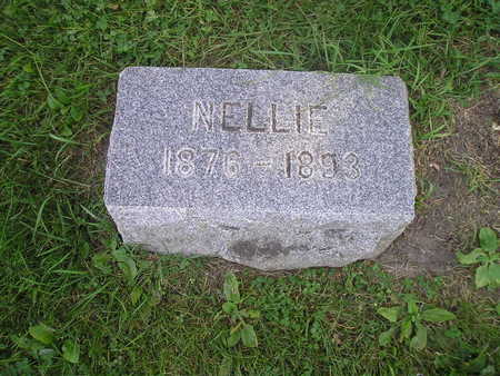 BROWN, NELLIE - Bremer County, Iowa | NELLIE BROWN