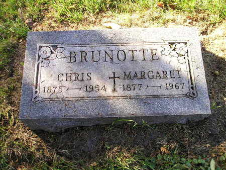BRUNOTTE, MARGARET - Bremer County, Iowa | MARGARET BRUNOTTE
