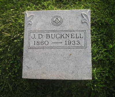 BUCKNELL, JD - Bremer County, Iowa | JD BUCKNELL