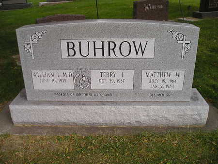 BUHROW, WILLIAM L - Bremer County, Iowa | WILLIAM L BUHROW