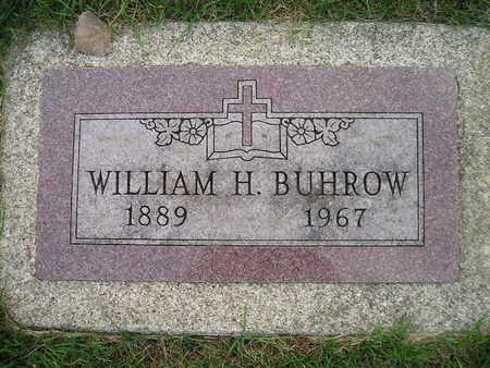 BUHROW, WILLIAM H - Bremer County, Iowa | WILLIAM H BUHROW