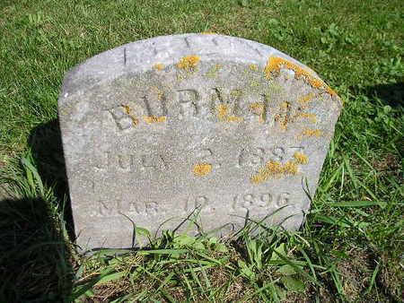 BURMAN, ROY - Bremer County, Iowa | ROY BURMAN