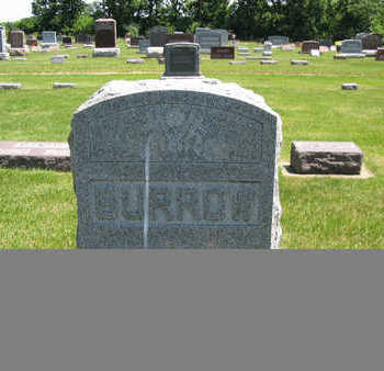 BURROW, FAMILY HEADSTONE - Bremer County, Iowa | FAMILY HEADSTONE BURROW