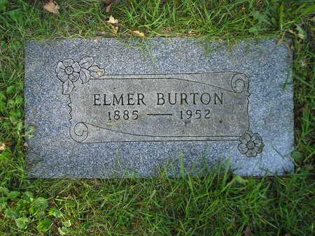 BURTON, ELMER - Bremer County, Iowa | ELMER BURTON