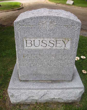 BUSSEY, WILLIAM - Bremer County, Iowa | WILLIAM BUSSEY