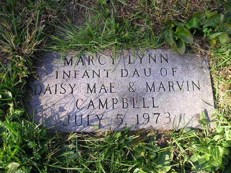 CAMPBELL, MARCY LYNN - Bremer County, Iowa | MARCY LYNN CAMPBELL