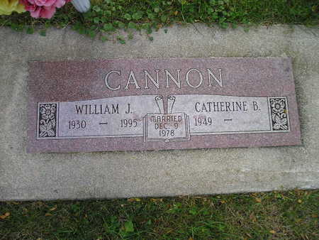 CANNON, WILLIAM J - Bremer County, Iowa | WILLIAM J CANNON