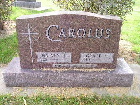 CAROLUS, HARVEY H - Bremer County, Iowa | HARVEY H CAROLUS