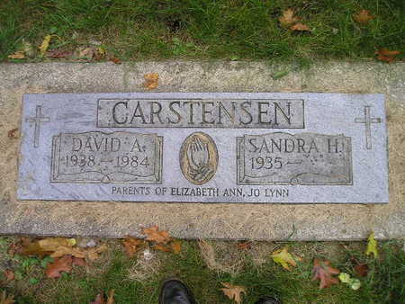 CARSTENSEN, DAVID A - Bremer County, Iowa | DAVID A CARSTENSEN