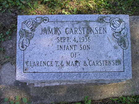 CARSTENSEN, JAMES - Bremer County, Iowa | JAMES CARSTENSEN