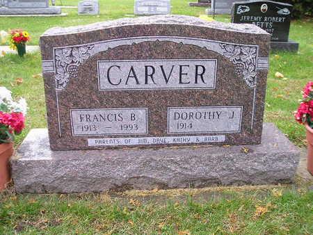 CARVER, FRANCIS B - Bremer County, Iowa | FRANCIS B CARVER