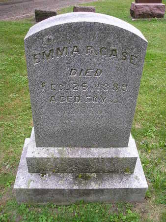 CASE, EMMA R - Bremer County, Iowa | EMMA R CASE
