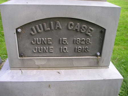 CASE, JULIA - Bremer County, Iowa | JULIA CASE
