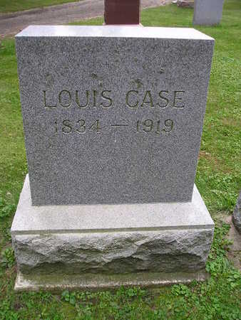 CASE, LOUIS - Bremer County, Iowa | LOUIS CASE