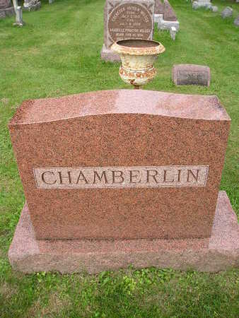 CHAMBERLIN, H C - Bremer County, Iowa | H C CHAMBERLIN