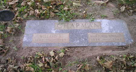 CHAPMAN, WILLARD S - Bremer County, Iowa | WILLARD S CHAPMAN
