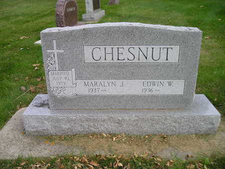 CHESTNUT, MARALYN J - Bremer County, Iowa | MARALYN J CHESTNUT