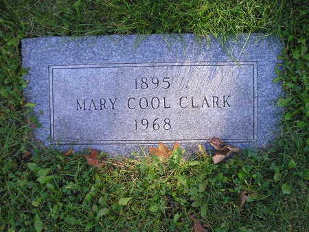 CLARK, MARY - Bremer County, Iowa | MARY CLARK