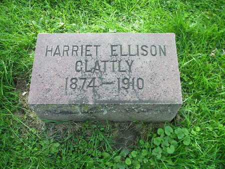 CLATTLY, HARRIET ELLISON - Bremer County, Iowa | HARRIET ELLISON CLATTLY