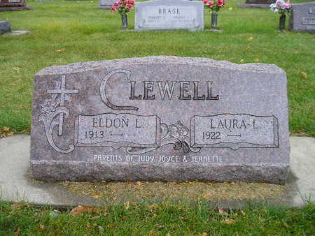 CLEWELL, LAURA L - Bremer County, Iowa | LAURA L CLEWELL