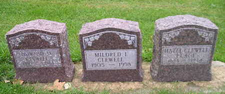 CLEWELL, MILDRED I - Bremer County, Iowa | MILDRED I CLEWELL