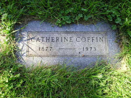 COFFIN, CATHERINE - Bremer County, Iowa | CATHERINE COFFIN