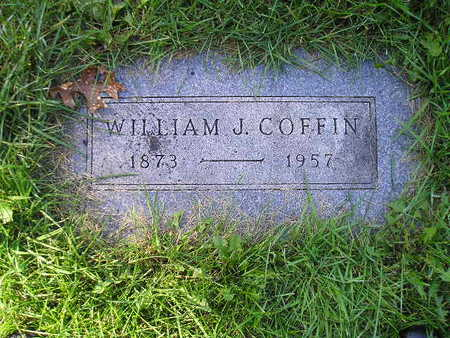 COFFIN, WILLIAM J - Bremer County, Iowa | WILLIAM J COFFIN