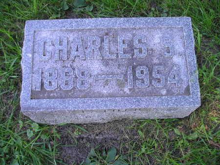 COLBURN, CHARLES S - Bremer County, Iowa | CHARLES S COLBURN