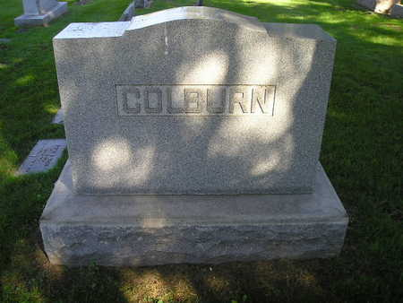 COLBURN, FAMILY - Bremer County, Iowa | FAMILY COLBURN