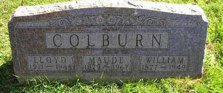 COLBURN, WILLIAM - Bremer County, Iowa | WILLIAM COLBURN