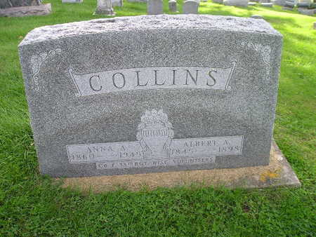 COLLINS, ANNA A - Bremer County, Iowa | ANNA A COLLINS