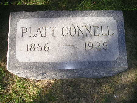 CONNELL, PLATT - Bremer County, Iowa | PLATT CONNELL