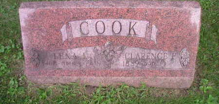 COOK, LENA - Bremer County, Iowa | LENA COOK