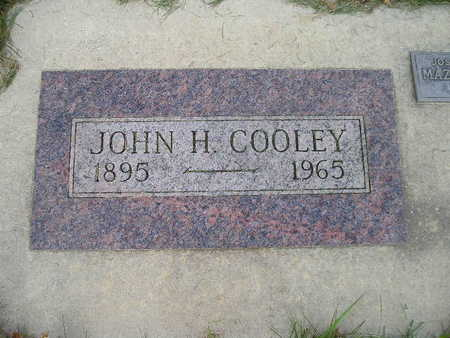 COOLEY, JOHN H - Bremer County, Iowa | JOHN H COOLEY
