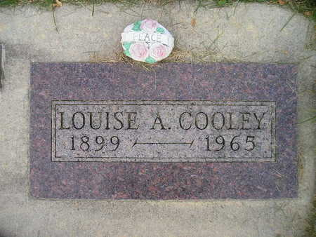 COOLEY, LOUISE A - Bremer County, Iowa | LOUISE A COOLEY