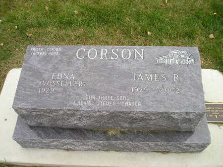 CORSON, JAMES R - Bremer County, Iowa | JAMES R CORSON